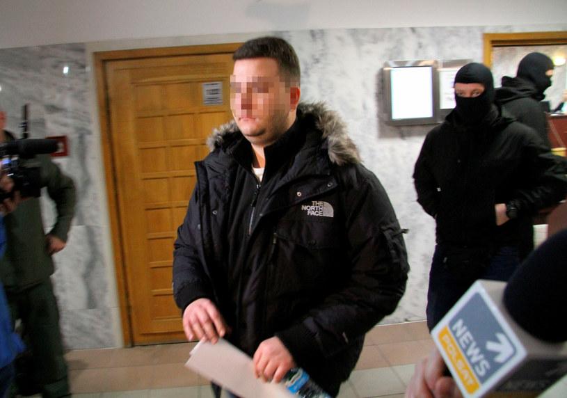 Doprowadzenie na przesłuchanie byłego rzecznika MON /Polska Press/East News /East News