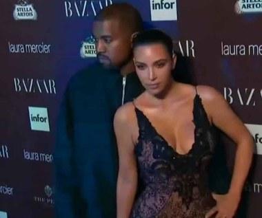 Doprowadził do łez swoją żonę Kim Kardashian