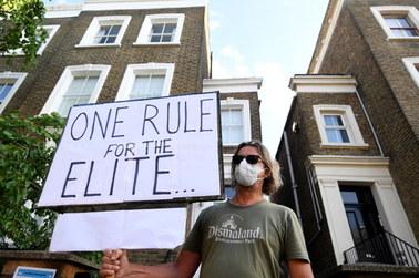 Doradca Borisa Johnsona o złamaniu kwarantanny: Nie żałuję tego, co zrobiłem