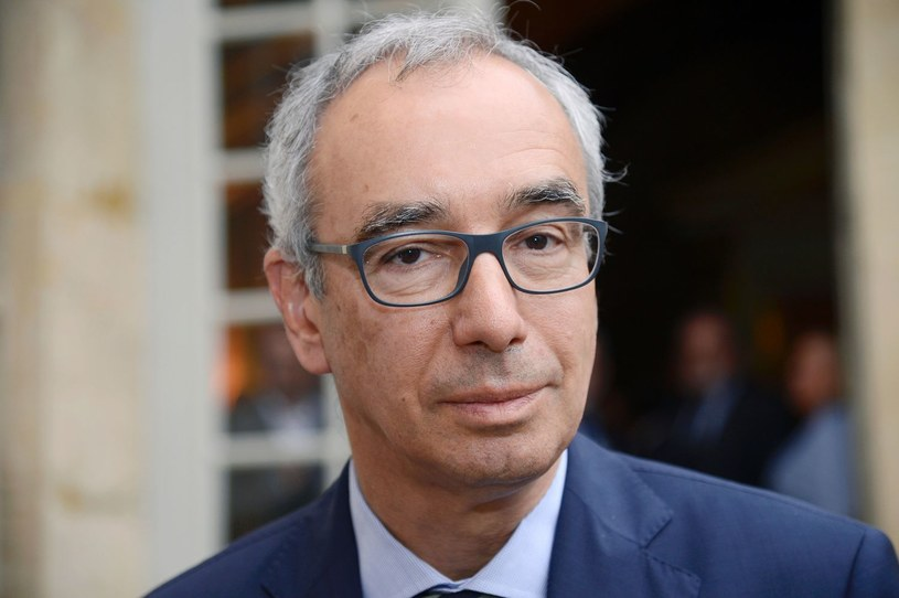 Doradca ekonomiczny Emmanuela Macrona, Jean Pisani-Ferry. /BERTRAND GUAY /AFP