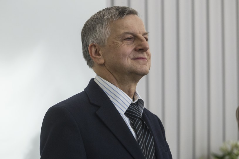 Doradca prezydenta profesor Andrzej Zybertowicz /Wojciech Olkuśnik /East News