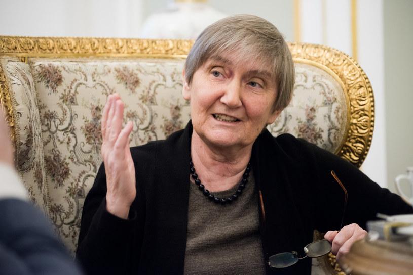 Doradczyni prezydenta Barbara Fedyszak-Radziejowska /Bartek Syta / Polska Press /East News
