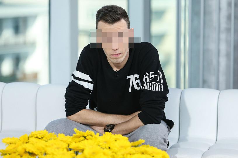 Dorian T. /Kamil Piklikiewicz/Dzień Dobry TVN /East News