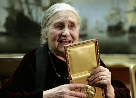 Doris Lessing /AFP