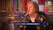 """Dorośli z zespołem Downa. Życie z chromosomem 21 w """"Raporcie"""" o 20:50 w Polsat News"""