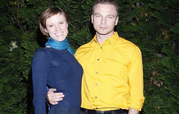 Dorota Androsz i Krystian Wieczorek /Grabczewski /AKPA