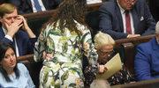 Dorota Arciszewska-Mielewczyk wie, jak zwrócić na siebie uwagę w Sejmie