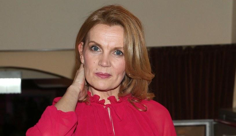 Dorota Chotecka podczas 10. rocznicy powstania Teatru Kamienica /VIPHOTO /East News