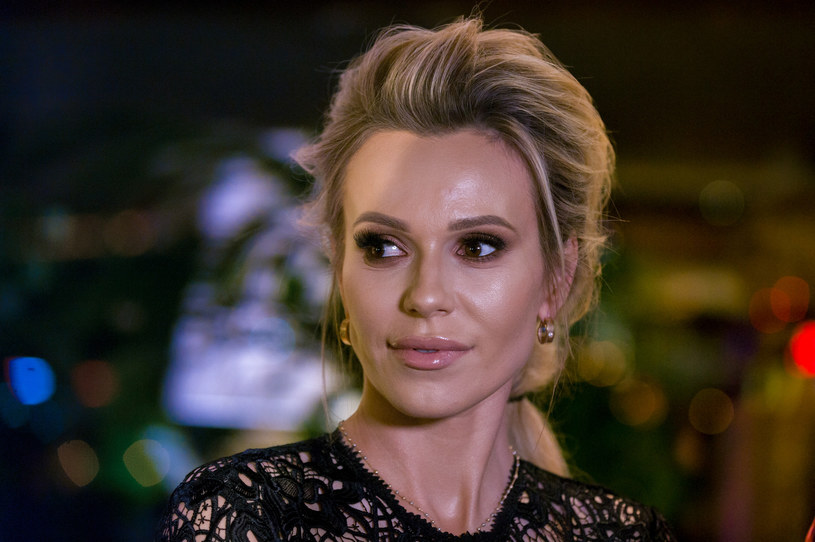 "Dorota ""Doda"" Rabczewska /Artur Zawadzki/REPORTER /East News"