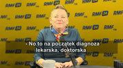 Dorota Gałczyńska-Zych: W szpitalach obecnie mamy poważny stan przedzawałowy