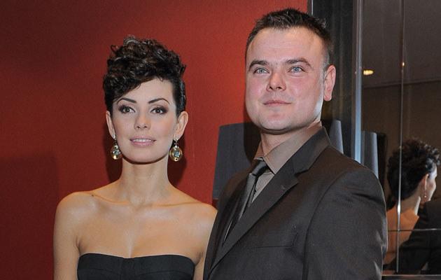 Dorota Gardias i Konrad Skóra /Paweł Przybyszewski /MWMedia