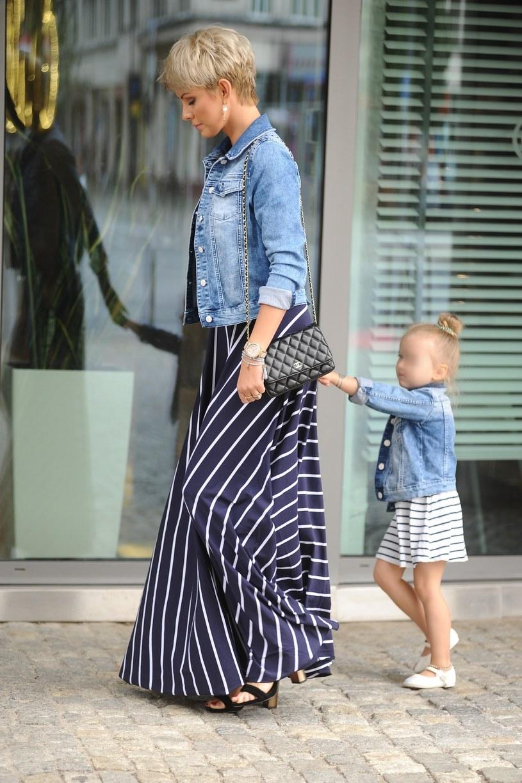 Dorota Gardias z córką /VIPHOTO /East News