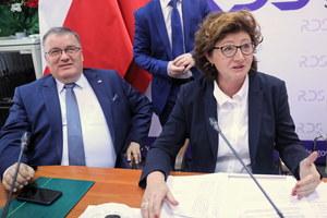 """Dorota Gardias: Zapytałam panią premier: """"Ile kładziecie na stole?"""""""