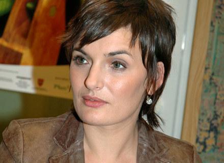 Dorota Gawryluk, fot. Marek Ulatowski /MWMedia
