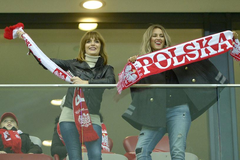Dorota Gawryluk i Karolina Szostak /Piętka Mieszko /AKPA