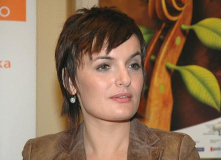 Dorota Gawryluk relaksuje się w sportach ekstremalnych fot.M.Ulatowski /MWMedia