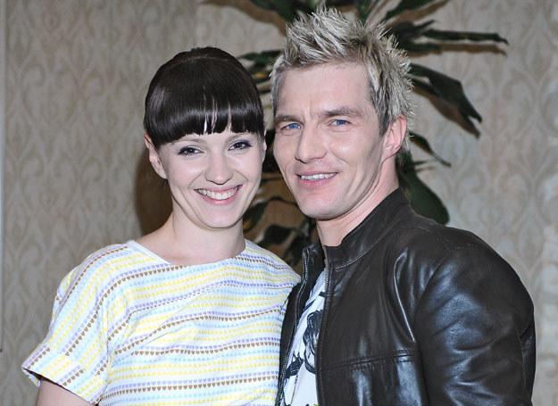 Dorota i Adam w 2009 roku /Andras Szilagyi /MWMedia