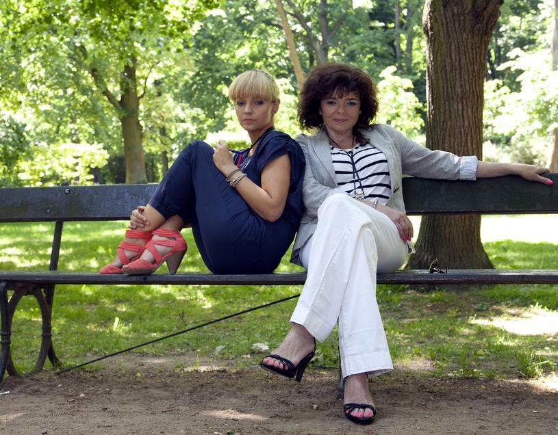 Dorota i Katarzyna (2011 r.) /Czesław Czapliński /East News