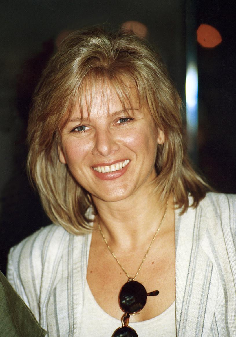 Dorota Kamińska, 1998 rok /Żyburtowicz /AKPA