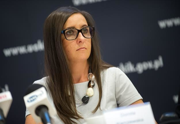 Dorota Karczewska. Fot. Bartosz Krupa /East News