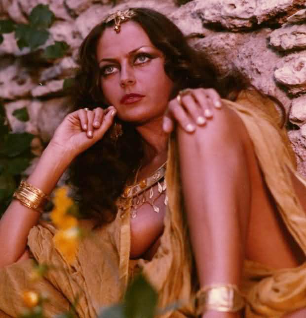 """Dorota Kwiatkowska w filmie """"Thais"""" (1983) /materiały prasowe"""
