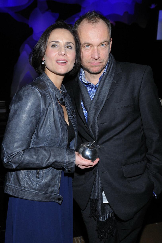 Dorota Landowska i Mariusz Bonaszewski / VIPHOTO/East News /East News