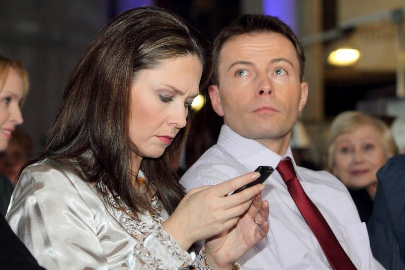 Dorota Naruszewicz i Tomasz Bednarek /Jan Kucharzyk /East News