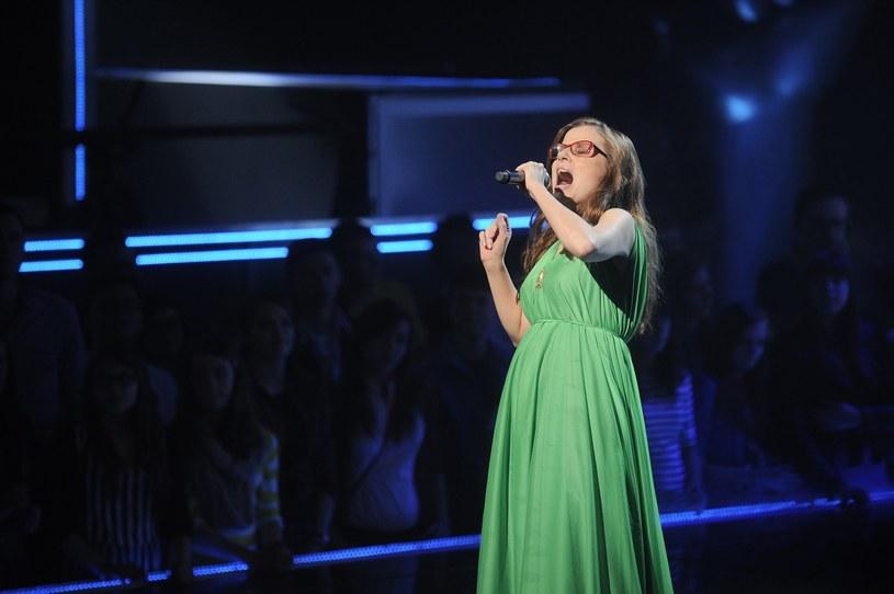 "Dorota Osińska w ""Voice of Poland"" /Michał Wargin /East News"
