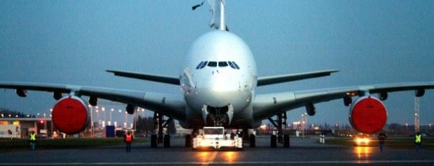 Dorota podróżuje wraz z rodziną książęcą jednym z największych samolotów na świecie. Zdj. ilustracyjne /Agencja FORUM