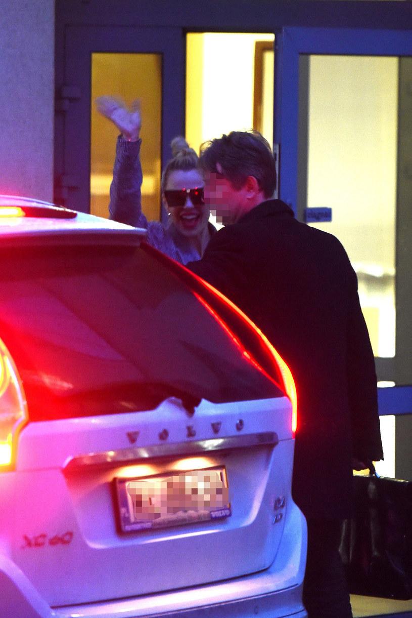 Dorota R. opuszcza prokuraturę /Mateusz Jagielski /East News