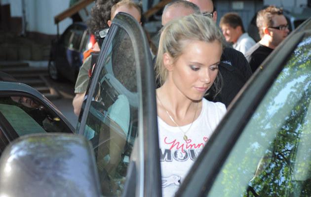 Dorota Rabczewska, fot. Andrzej Szilagyi  /MWMedia