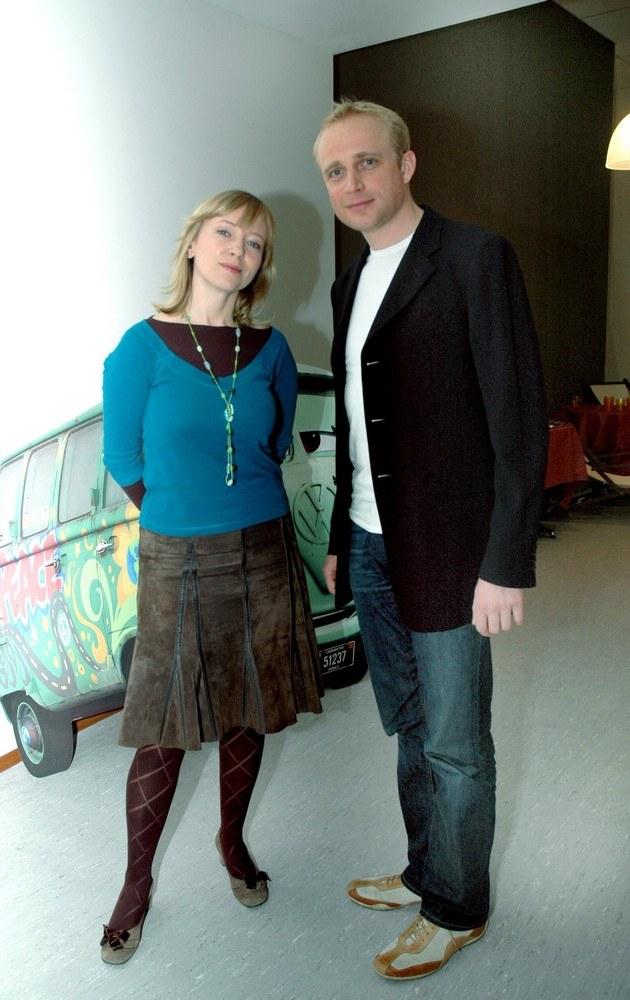 Dorota Segda i Piotr Adamczyk /- /MWMedia
