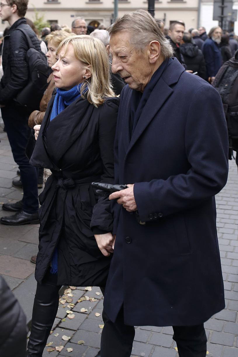 Dorota Segda i Stanisław Radwan /AKPA