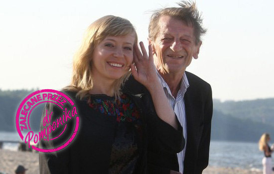 Dorota Segda z mężem Stanisławem Radwanem /Ostalski /Reporter