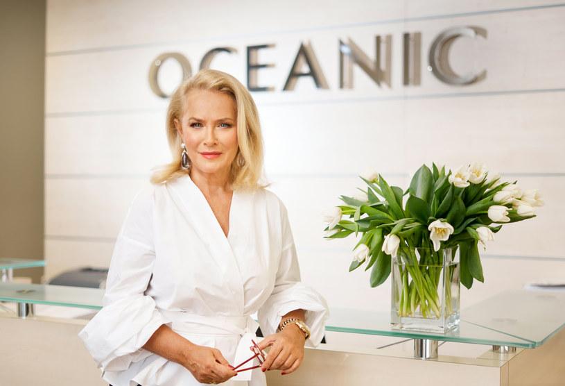 Dorota Soszyńska, współwłaścicielka firmy OCEANIC i L'biotica /INTERIA.PL/materiały prasowe