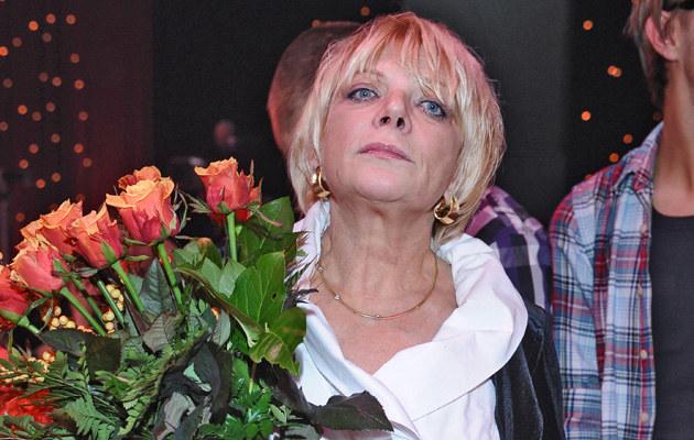 Dorota Stalińska, fot.Andras Szilagyi  /MWMedia