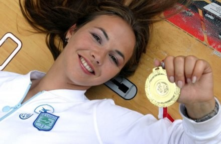 Dorota Staszewska ma na koncie 11 złotych medali mistrzostw świata/Fot. www.staszewska.pl /