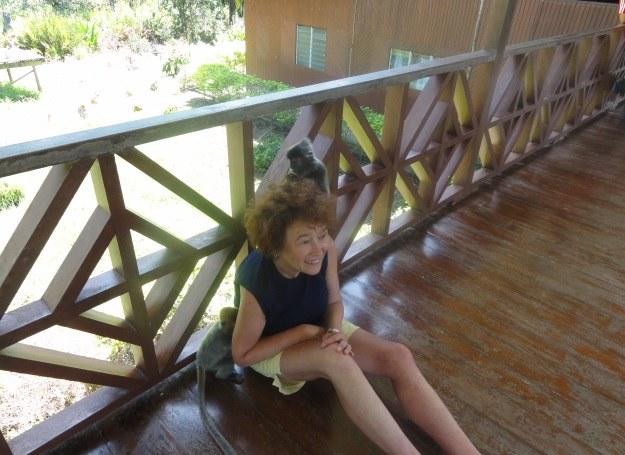 Dorota Sumińska na Borneo /archiwum prywatne