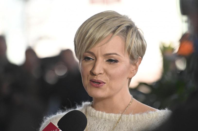 Dorota Szelągowska pokazała swoje mieszkanie /Mateusz Jagielski /East News
