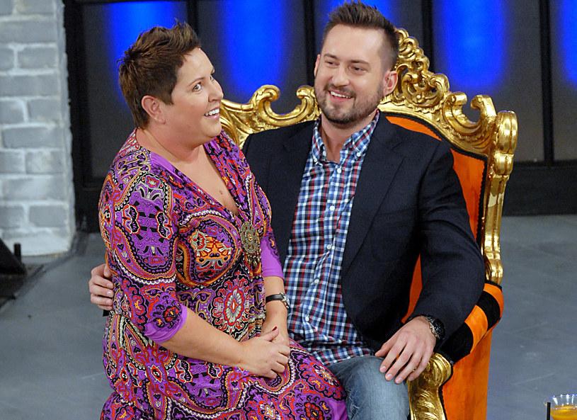 Dorota Wellman i Marcin Prokop /MWMedia