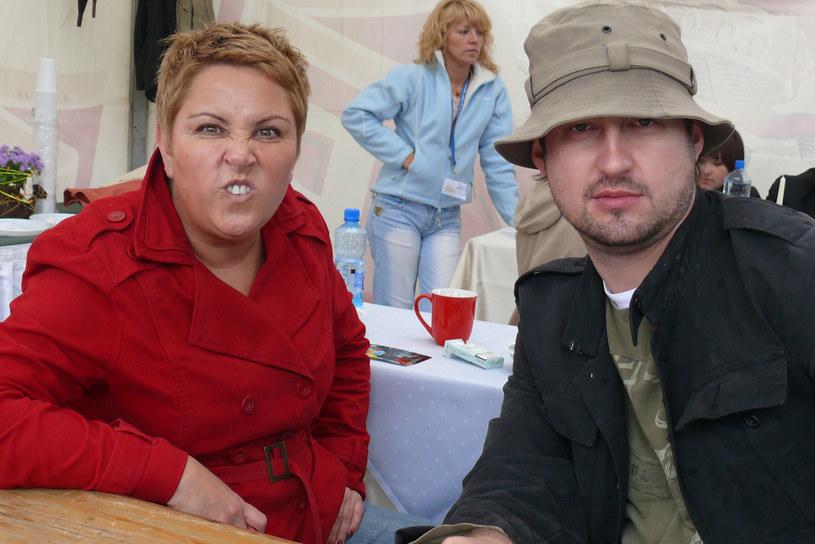 Dorota Wellman i Marcin Prokop /Tomek Piekarski /MWMedia