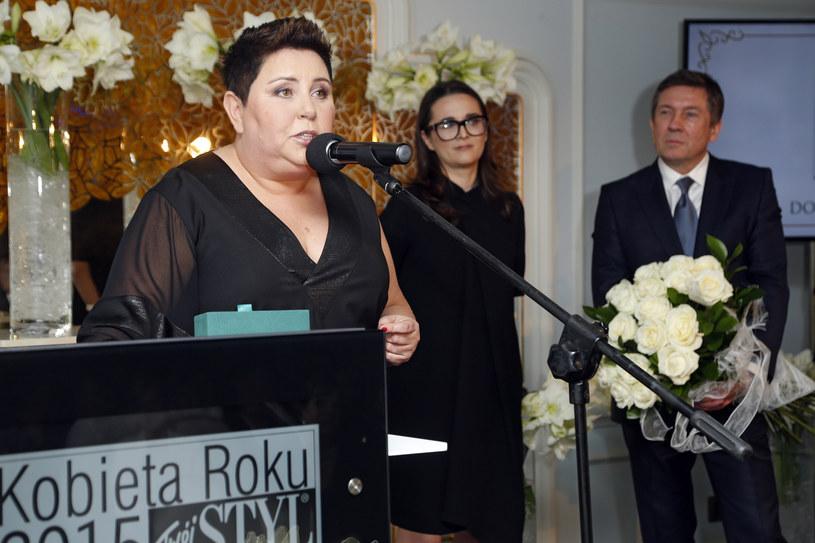 Dorota Wellman, Joanna Lorynowicz i Jacek Szmidt /AKPA