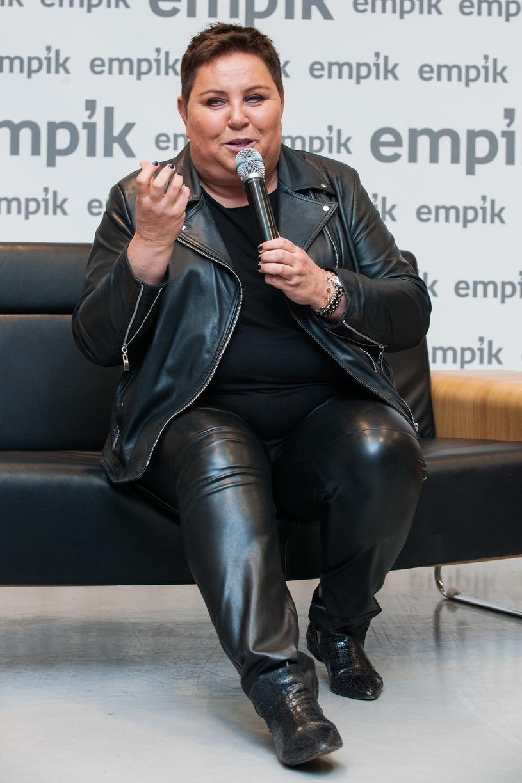 Dorota Wellman /Marek Konrad /Reporter