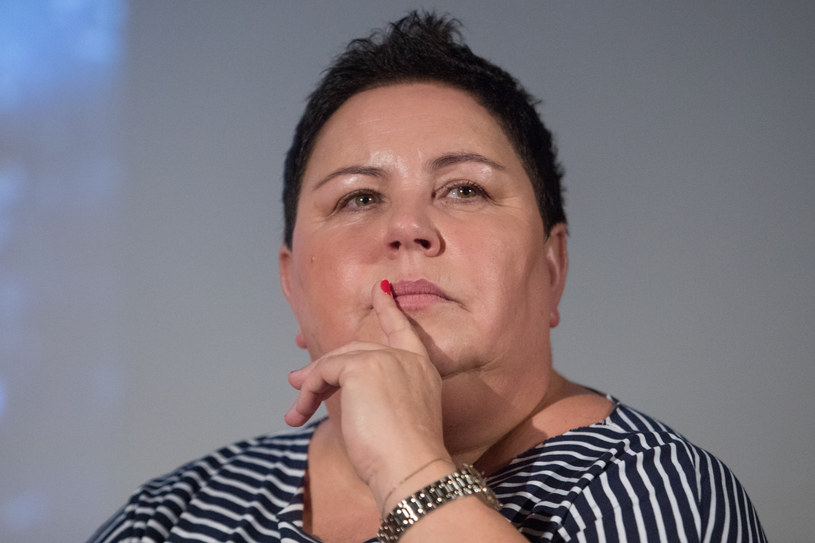 Dorota Wellman /Fot. Tomasz Jastrzębowski /Reporter