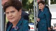 Dorota Wróblewska o stroju Beaty Szydło: Wygląda jak rówieśnica starszej o 9 lat Angeli Merkel