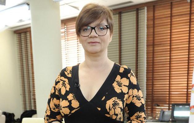 Dorota Zawadzka, fot.Bartosz Krupa  /East News