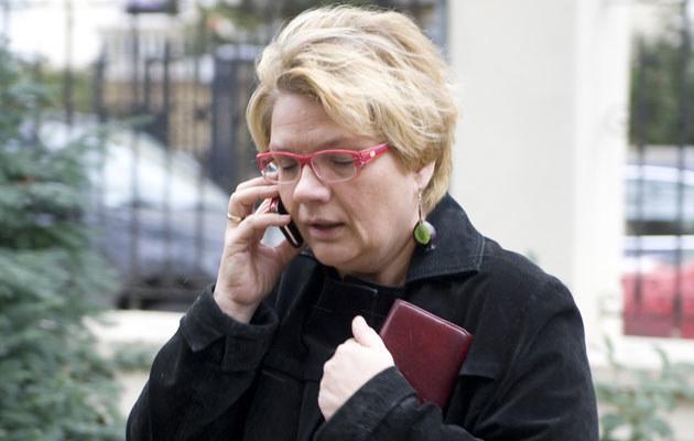 Dorota Zawadzka, fot. Jarosław Antoniak  /MWMedia