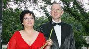 Dorota Zawadzka i Robert Myśliński