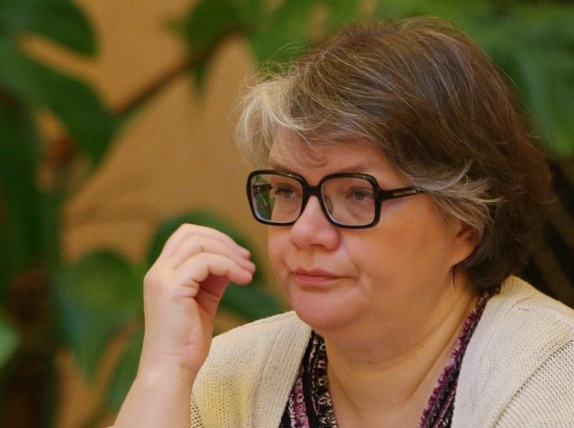 Dorota Zawadzka, zdj. wykonane w 2014 roku / Krystian Maj /Agencja FORUM