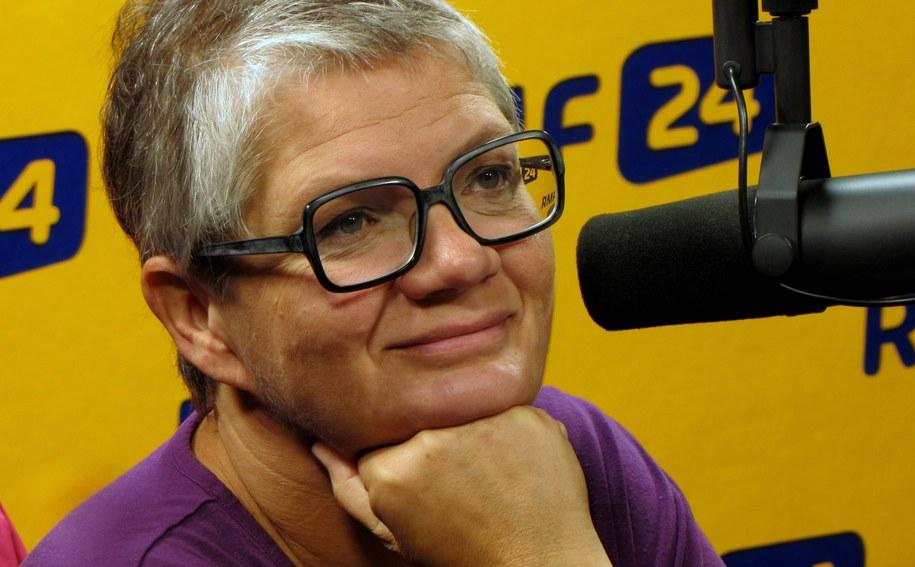 Dorota Zawadzka /Kamil Młodawski /RMF FM